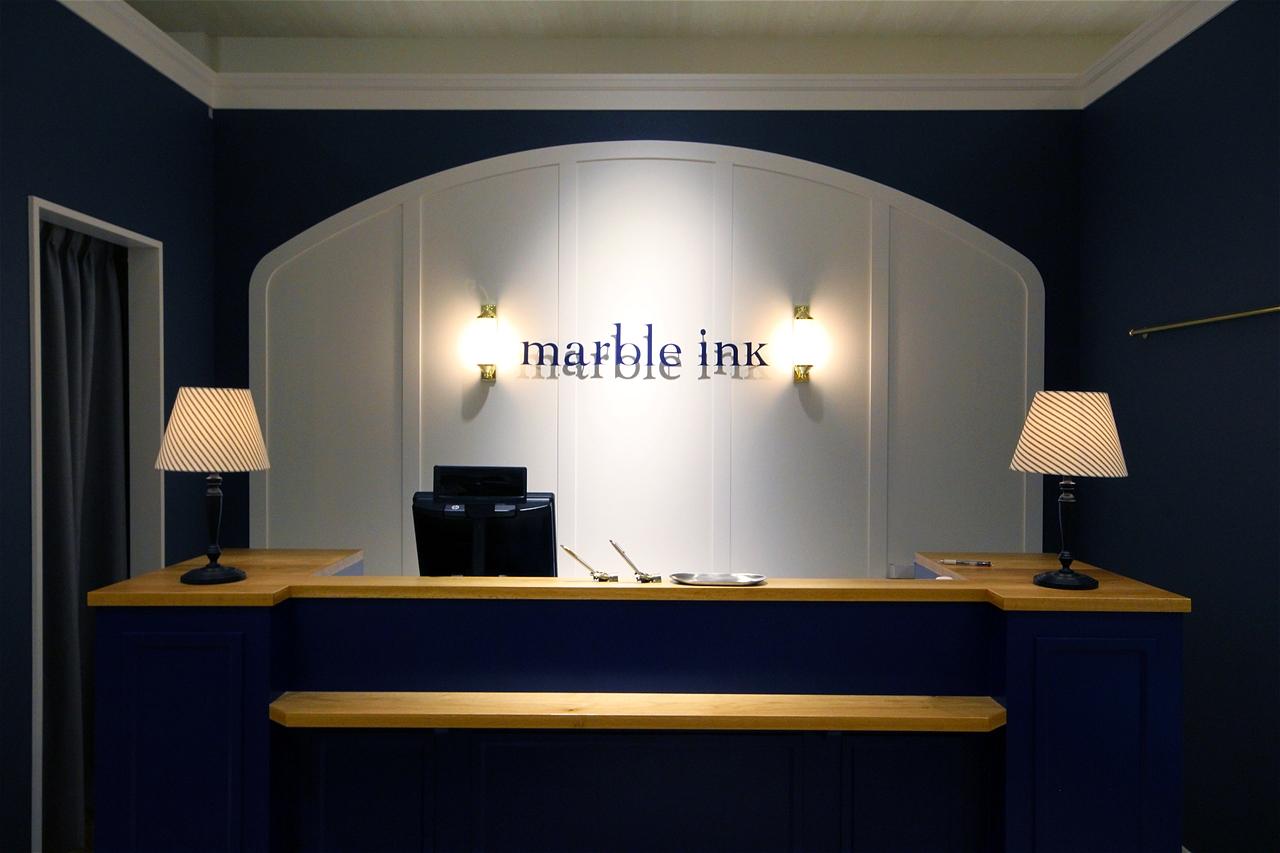 marble ink イオンタウン姶良店