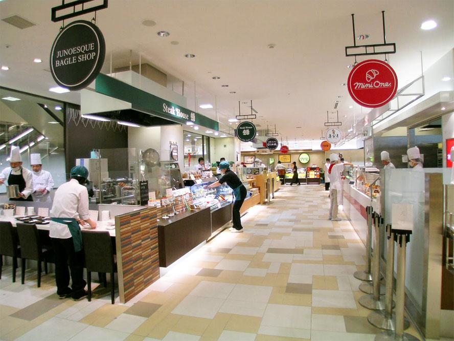 博多阪急 地下食料品売場「うまちか!」