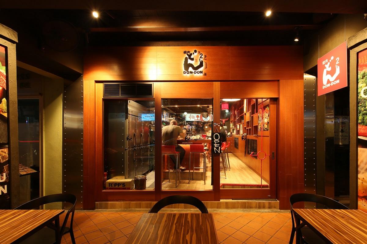 焼肉どんどん シンガポール店