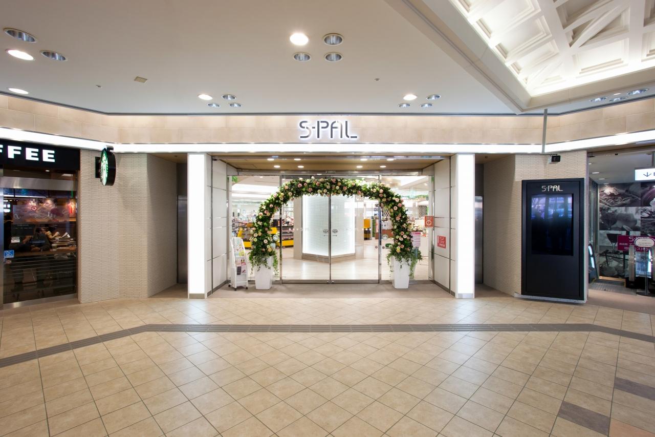 S-PAL 仙台店 本館1F改装