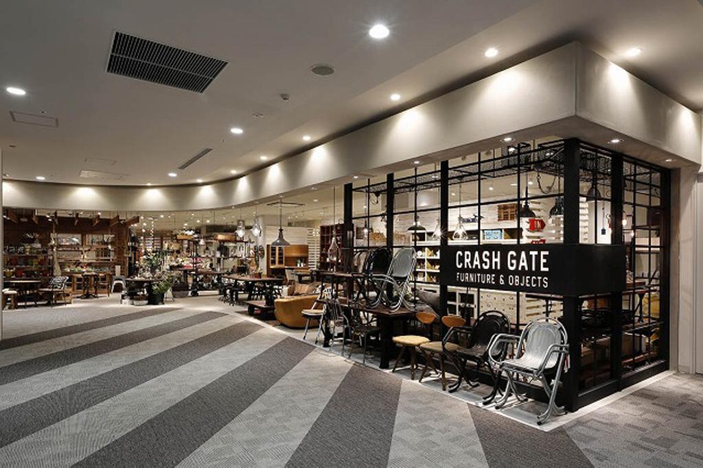 クラッシュゲート 岡山店