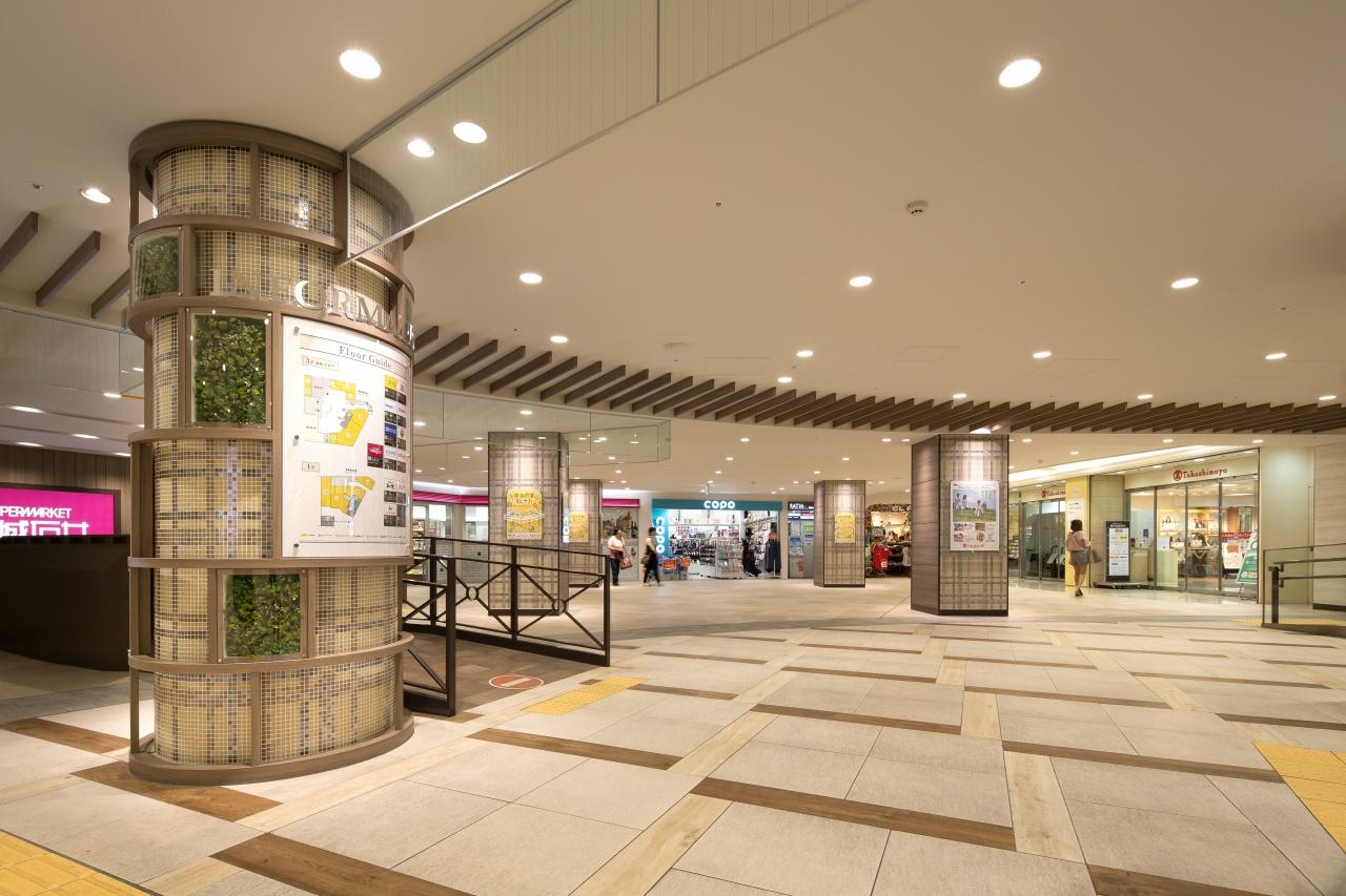 南海電鉄堺東駅リニューアル