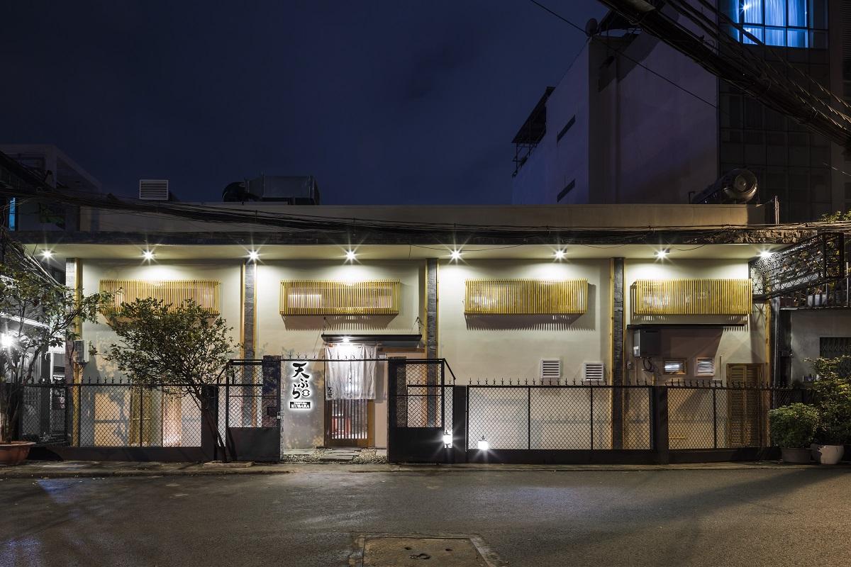天ぷら 久原 ホーチミン店