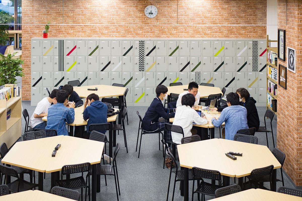 角川ドワンゴ学園 N高等学校 横浜キャンパス