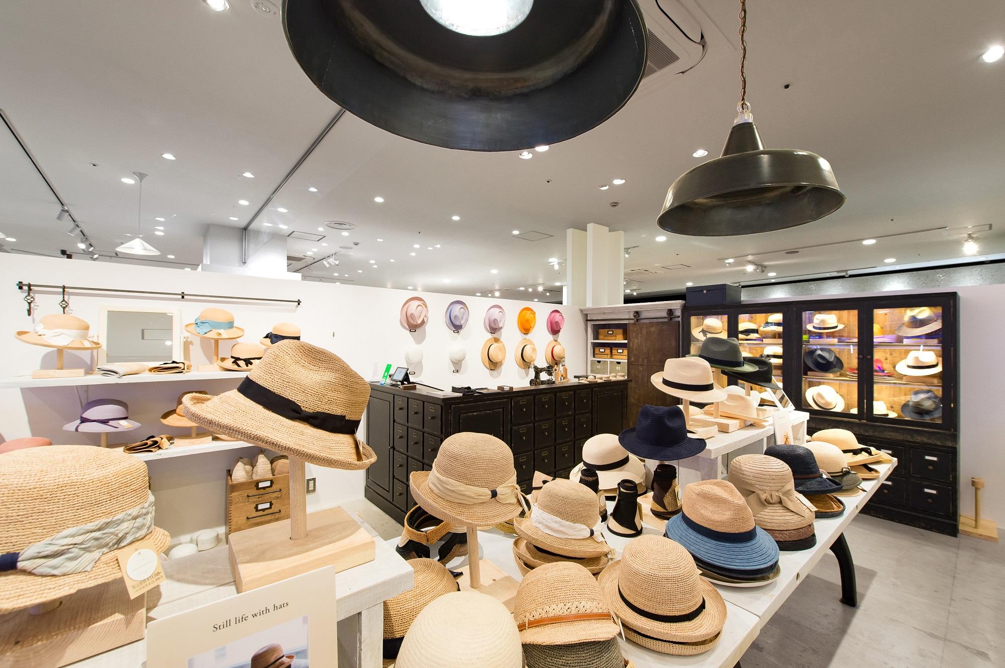 石田製帽アウトレット広島店