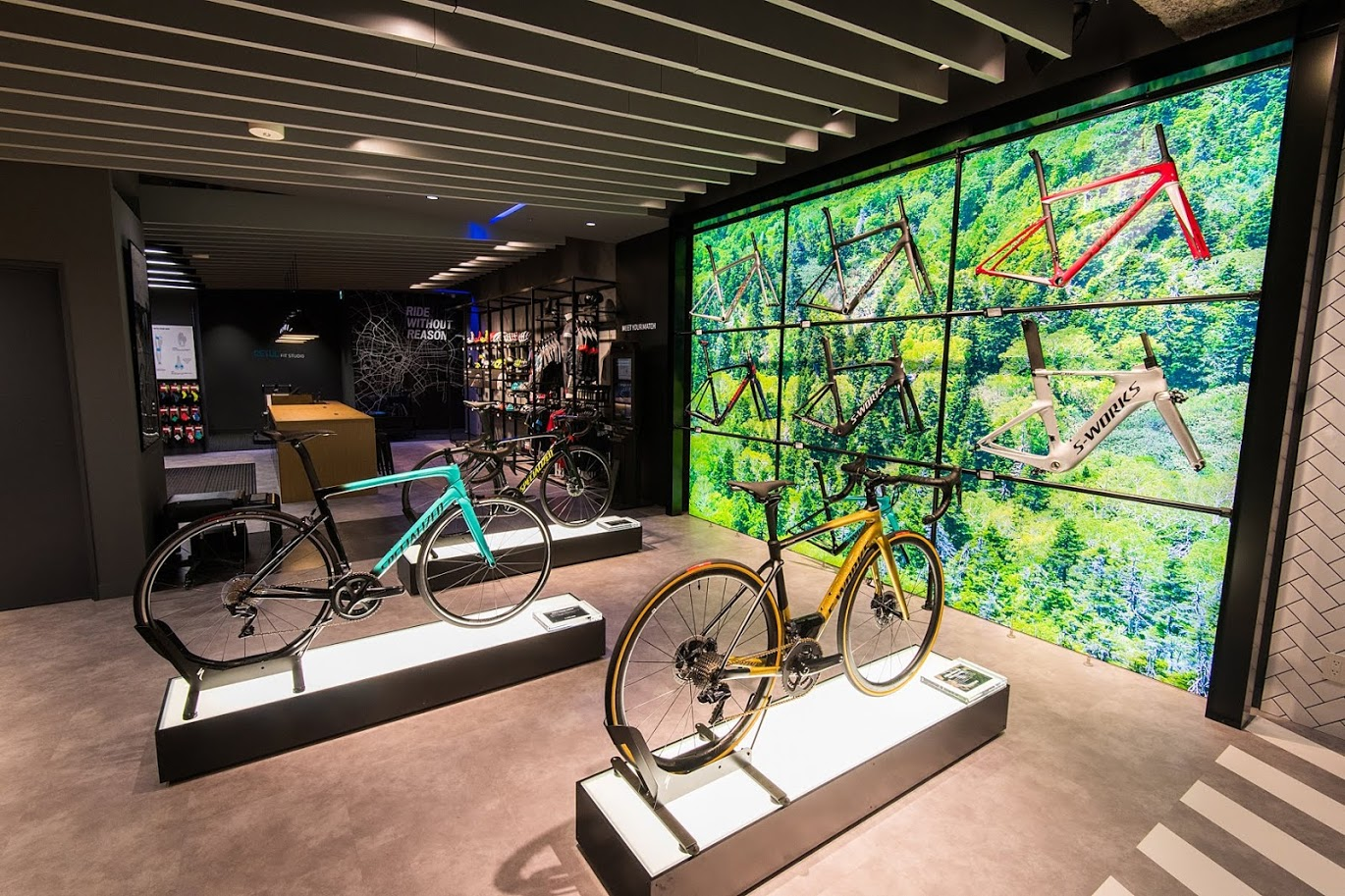 SPECIALIZED CONCEPT STORE GINZA