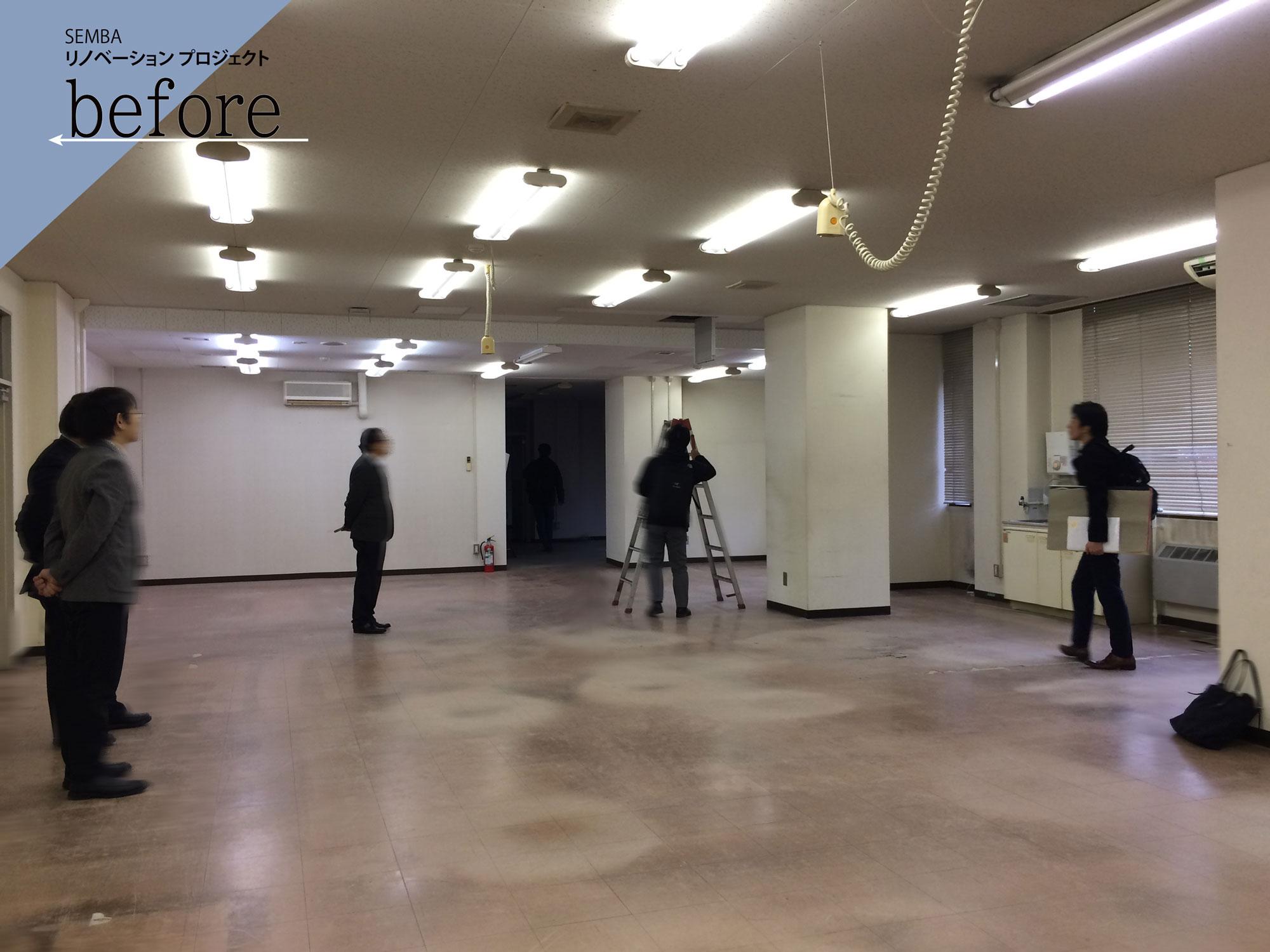 京都府立医科大学食堂リノベーション