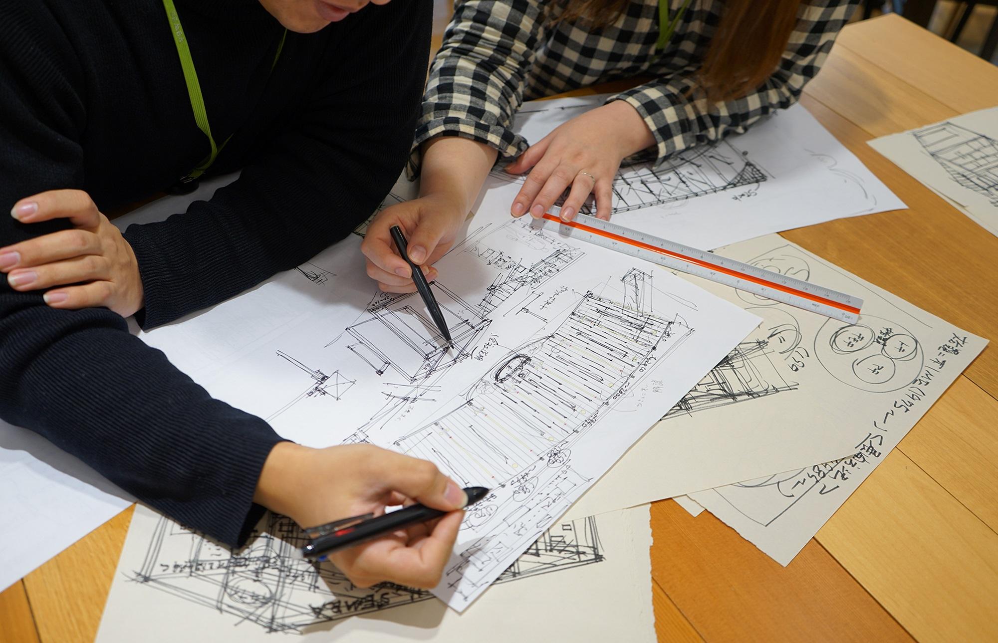 設計デザイン監修