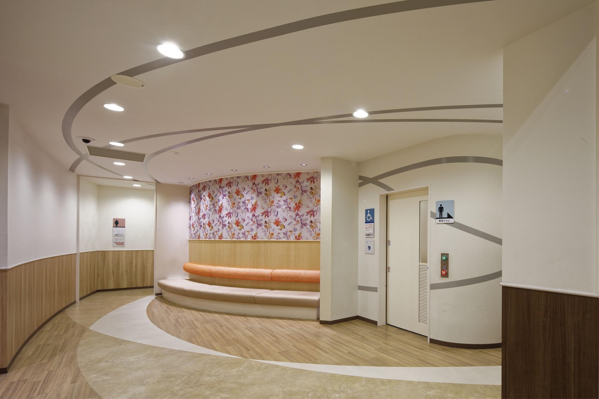 阪急西宮ガーデンズ Toiletリニューアル