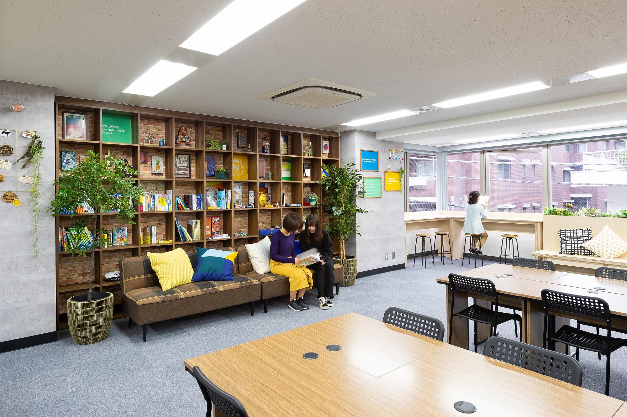 角川ドワンゴ学園 N中等部 新宿キャンパス