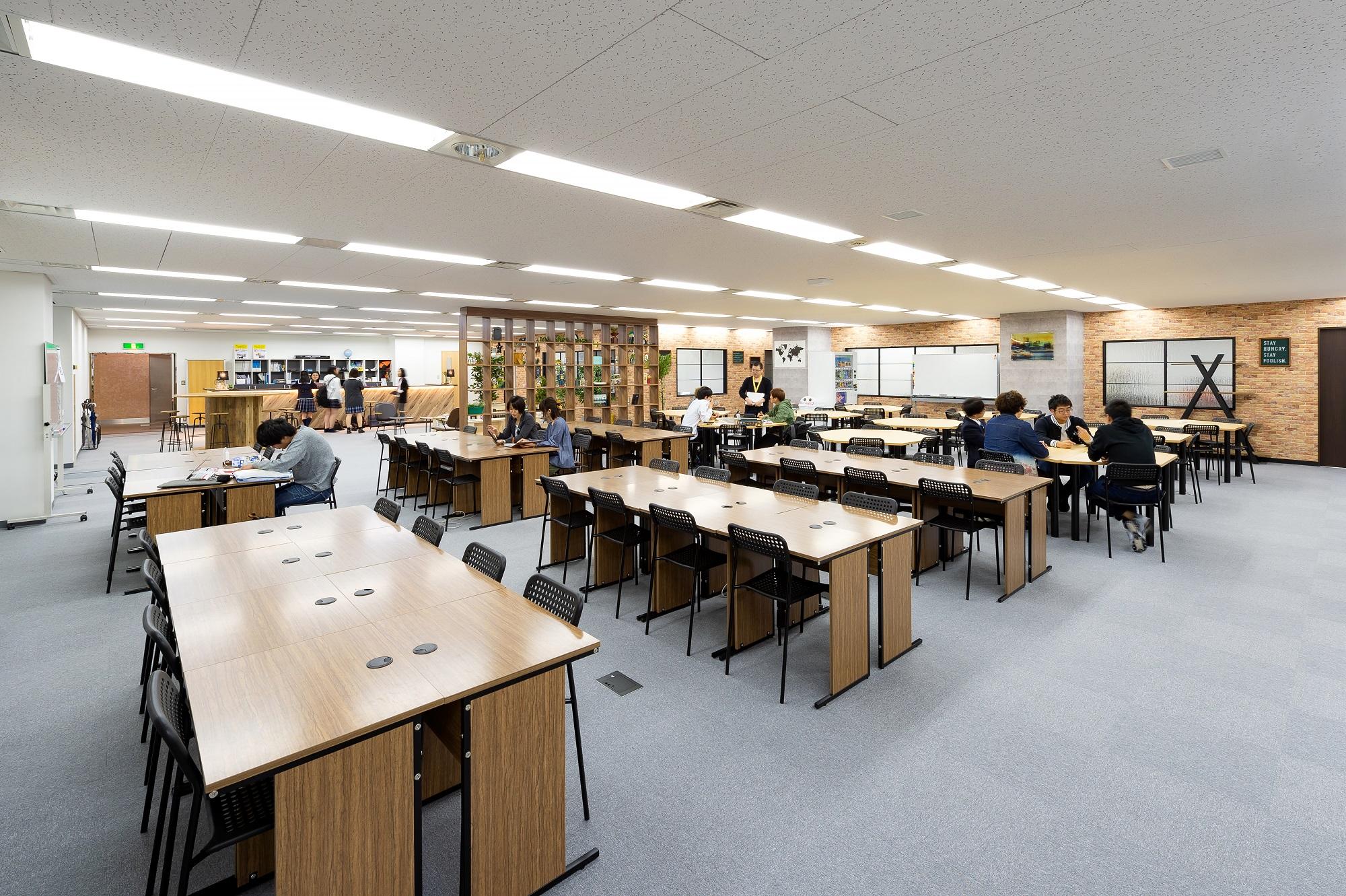 角川ドワンゴ学園 N高等学校 代々木キャンパス