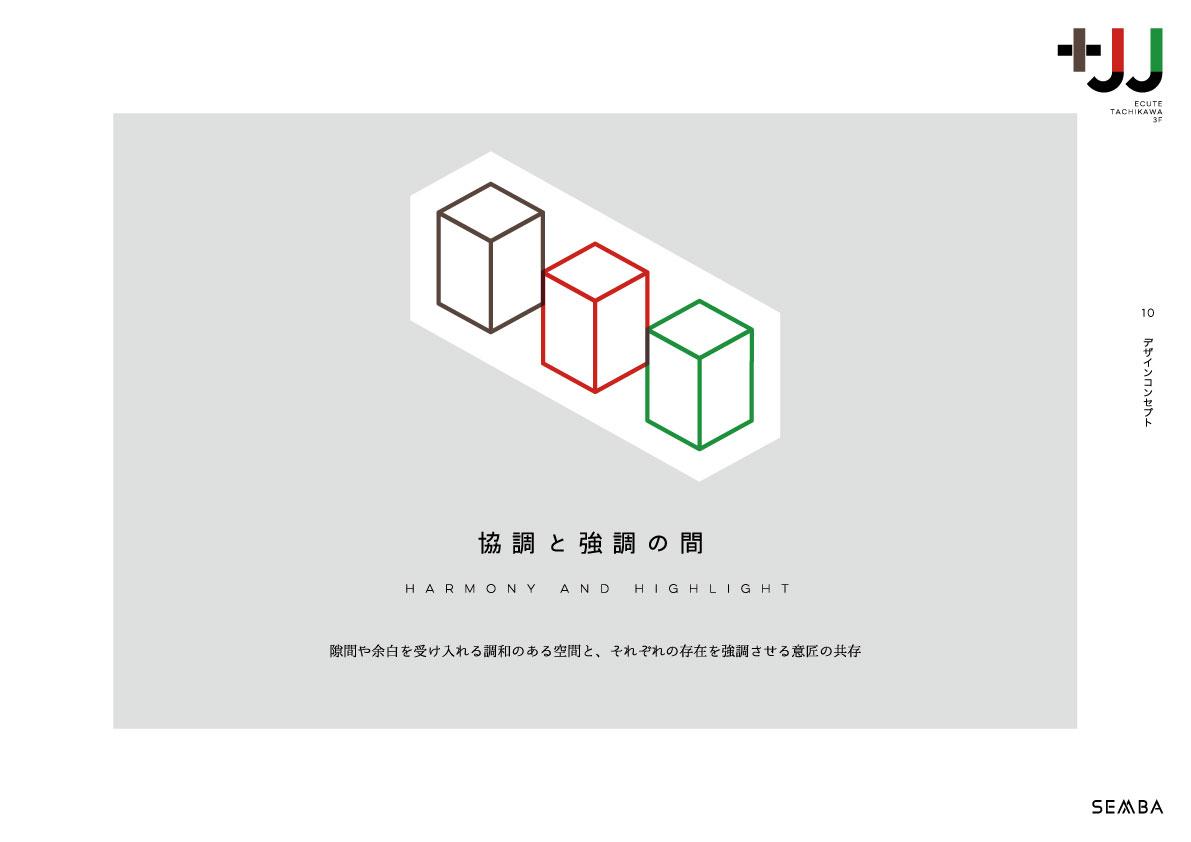 「JJ+T」-くらしのアイダをつなぐ場所-JR立川駅ナカ