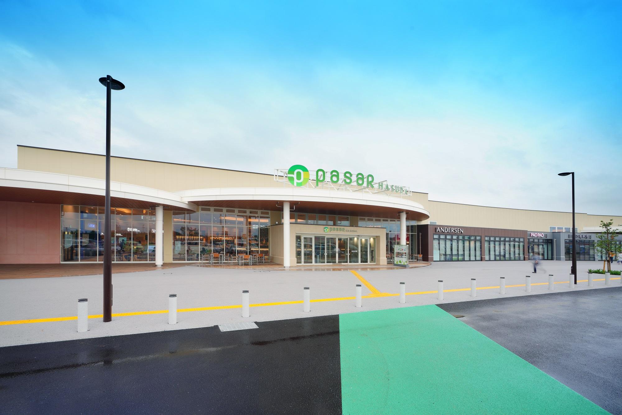 蓮田サービスエリア上り線