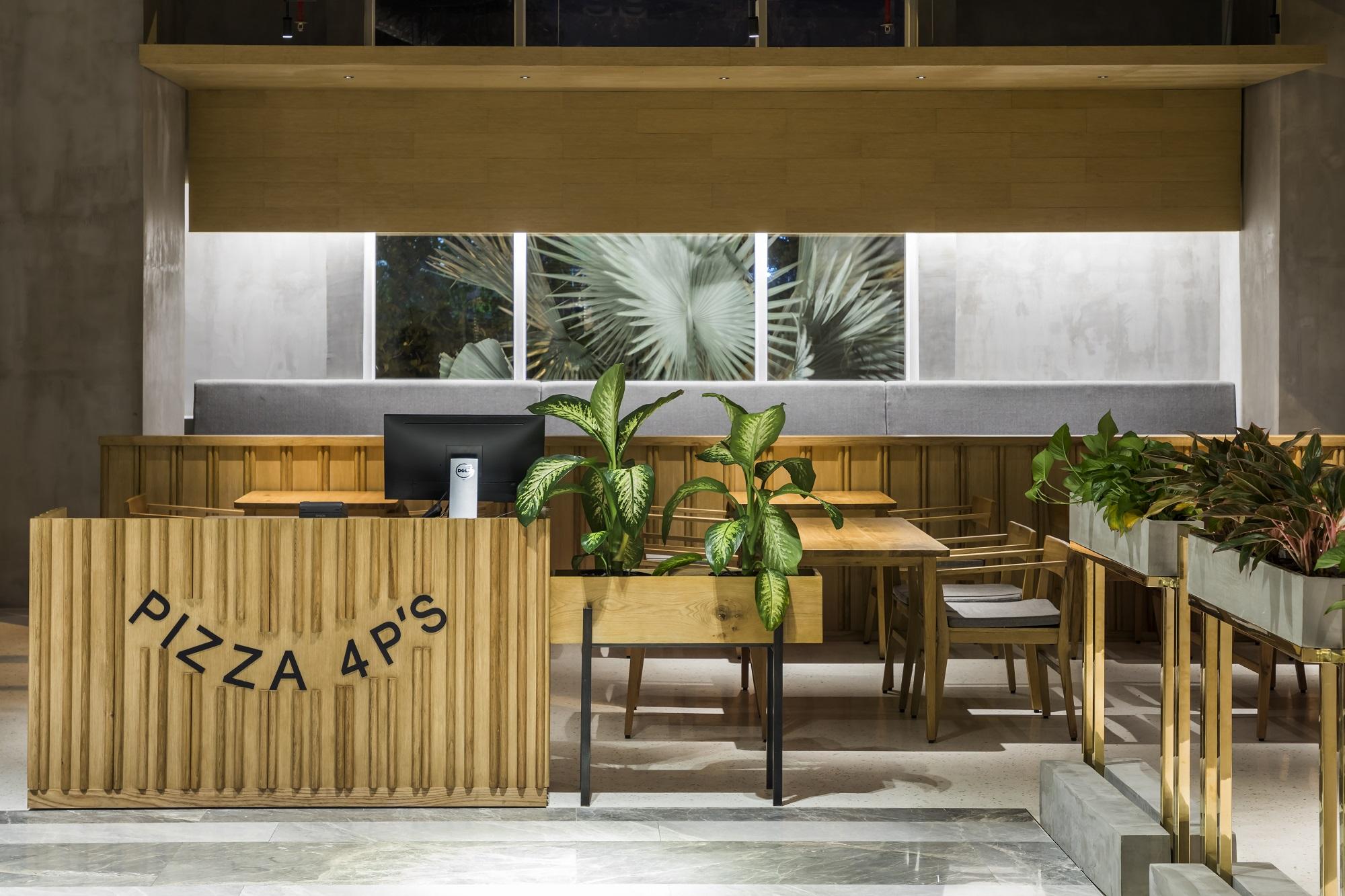 Pizza 4P's Le Dai Hanh – HCM