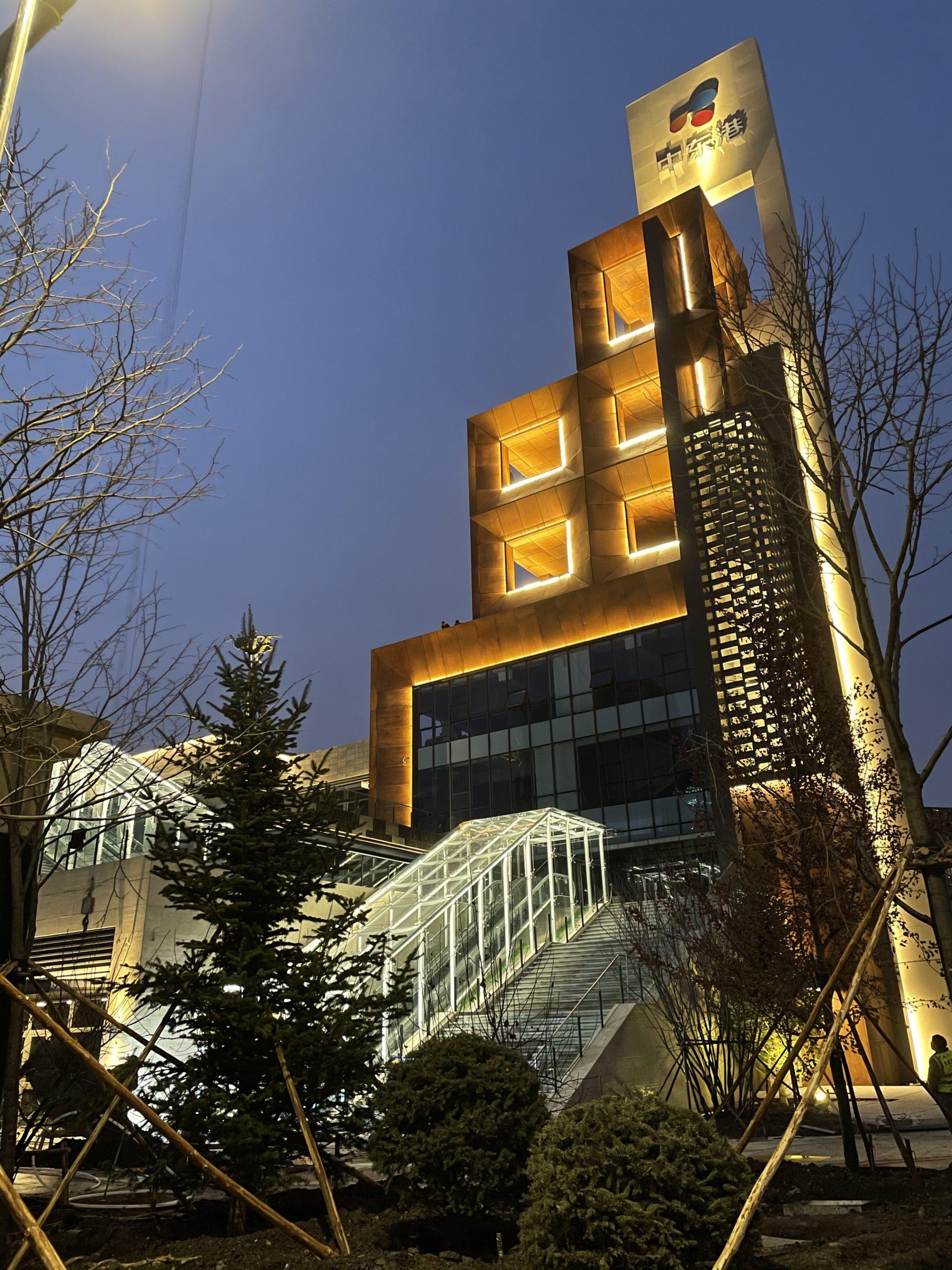 長春中東港 Residence Gallery(ノンスケール設計案件)