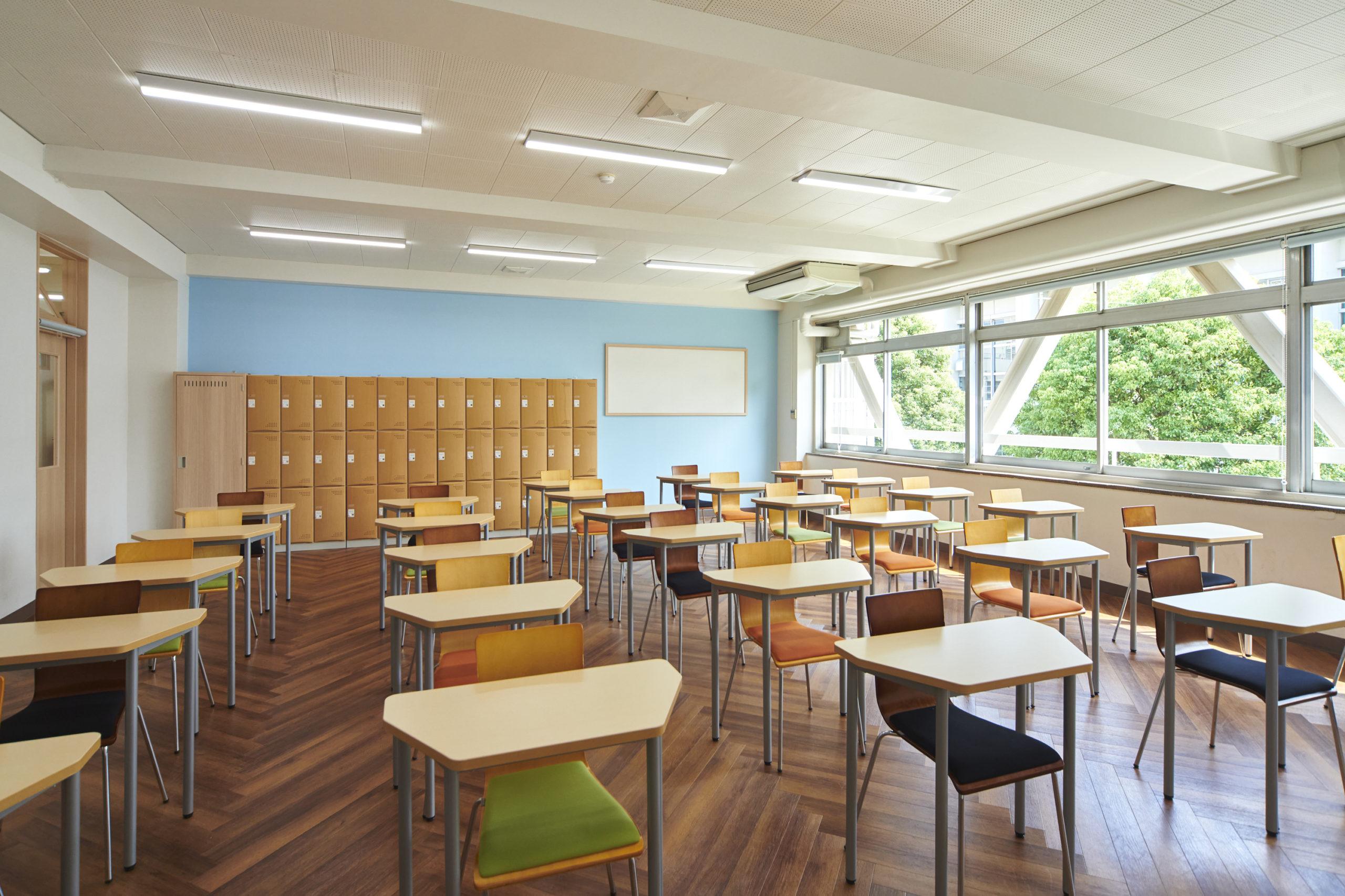 新渡戸文化学園(教室・ホール)